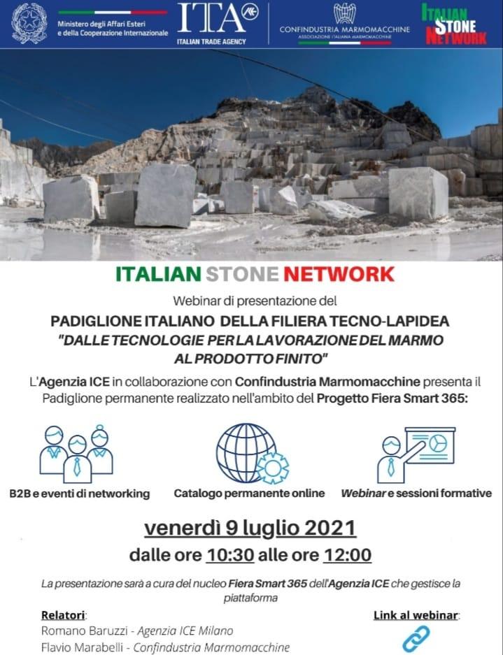 Italian Stone Network - Webinar