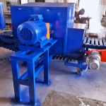 stone finishing and end milling machine